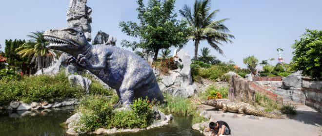 雲林景點。馬鳴山五年千歲公園之迷宮漫遊。彩虹橋。練腿力之復古風公園