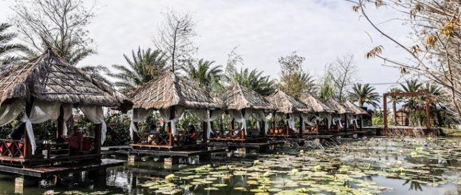 屏東。里港》水明漾活蝦景觀餐廳